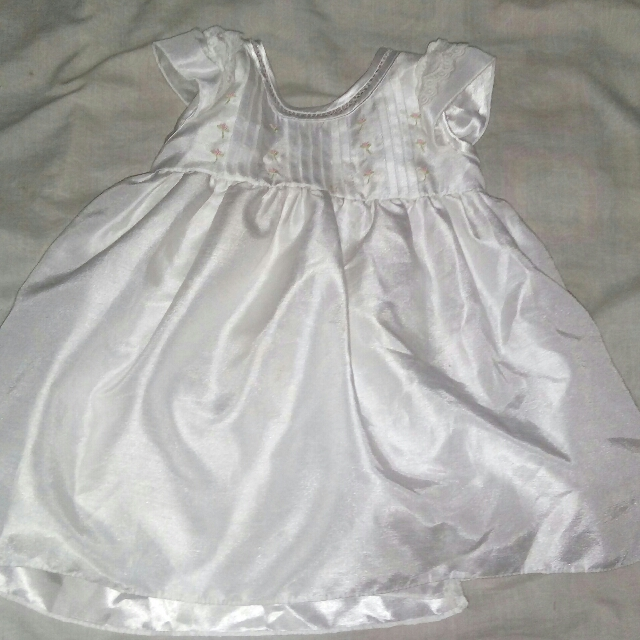 Baptismal dress/white dress