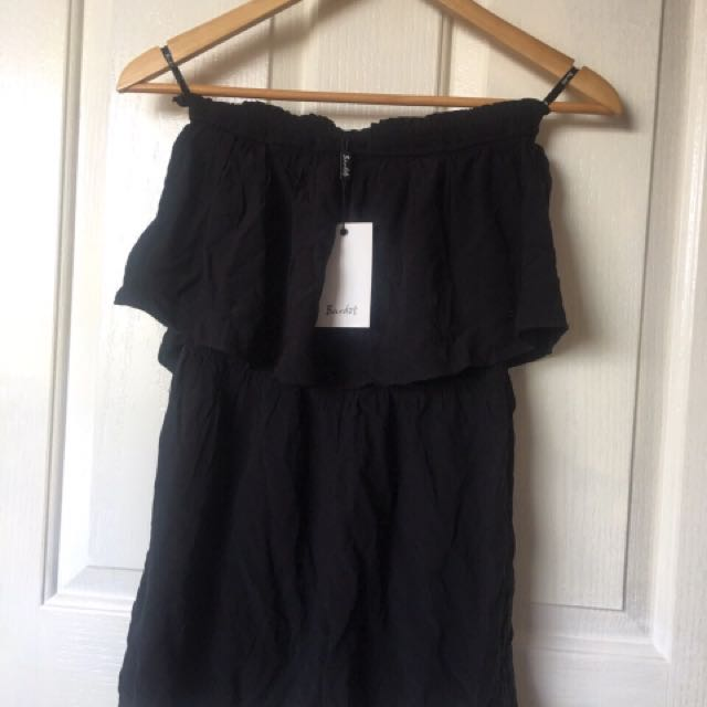 Bardot play suit size 8 NWT