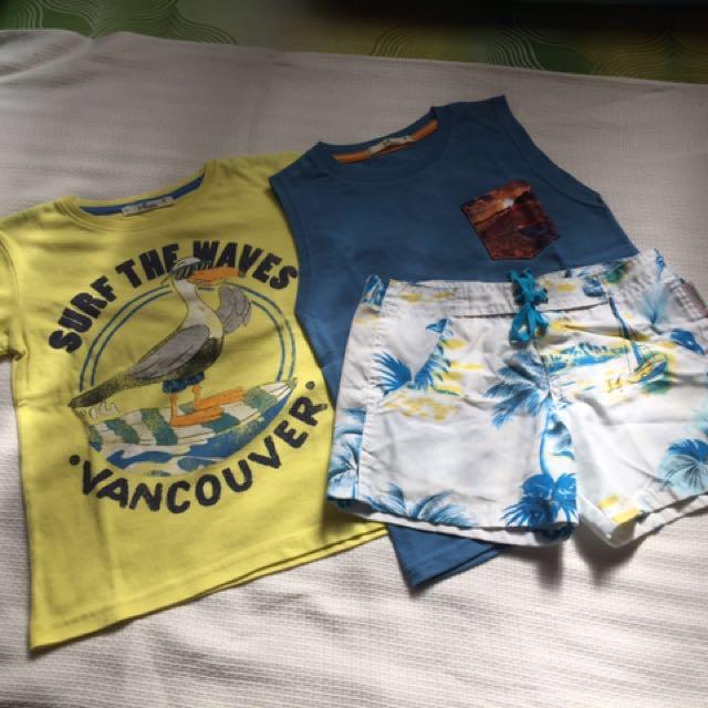 beach bundle, 6yrs