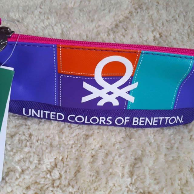 Benetton pouch