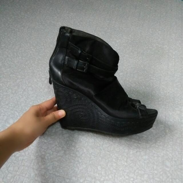 Repriced!!! Black Boots