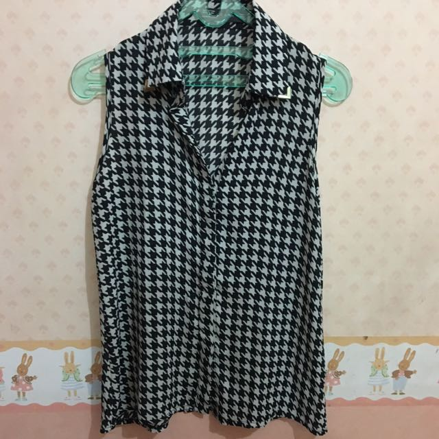 Blouse Fit To M