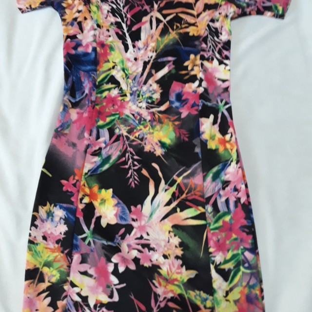 Bodybcon dress