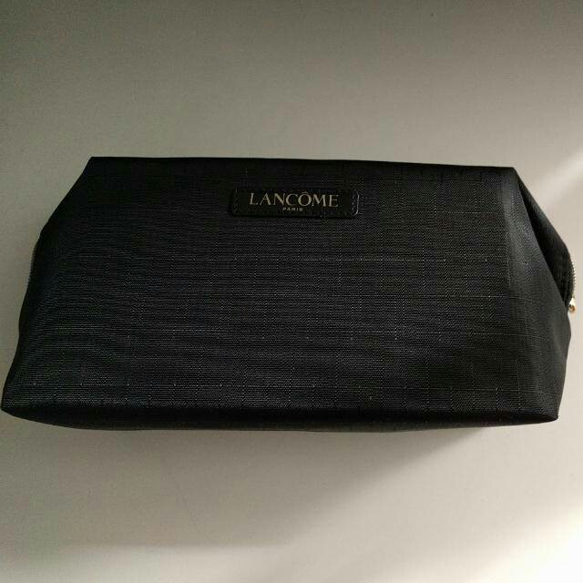 Brand new lancome makeup bag