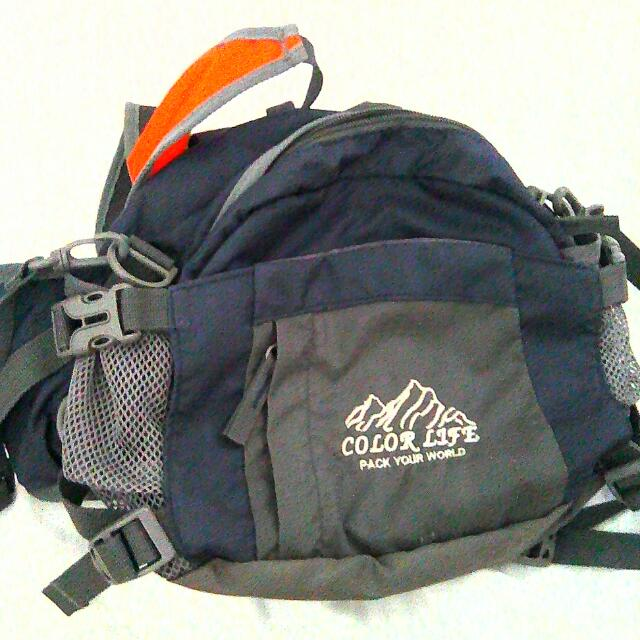 Color Life Bagpack