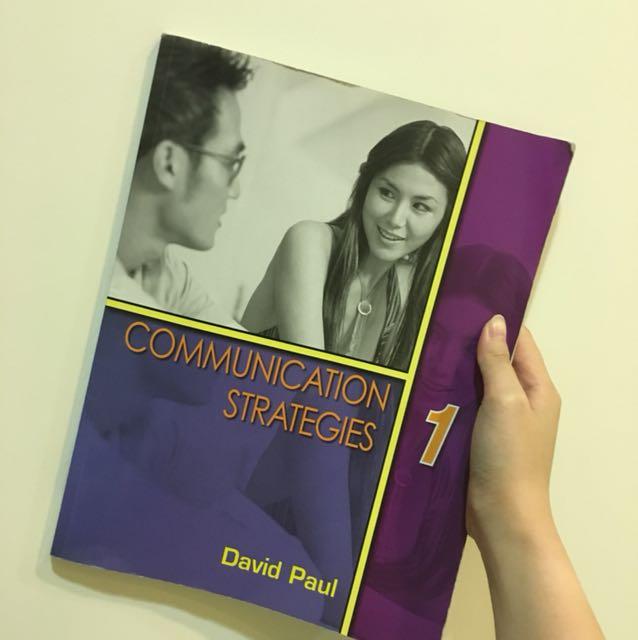 Communication strategies 1