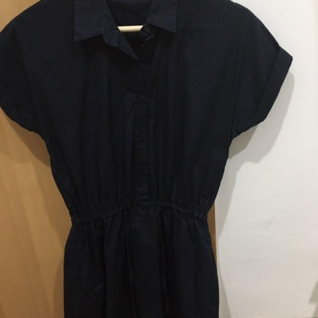 Cotton Ink Shirt Dress