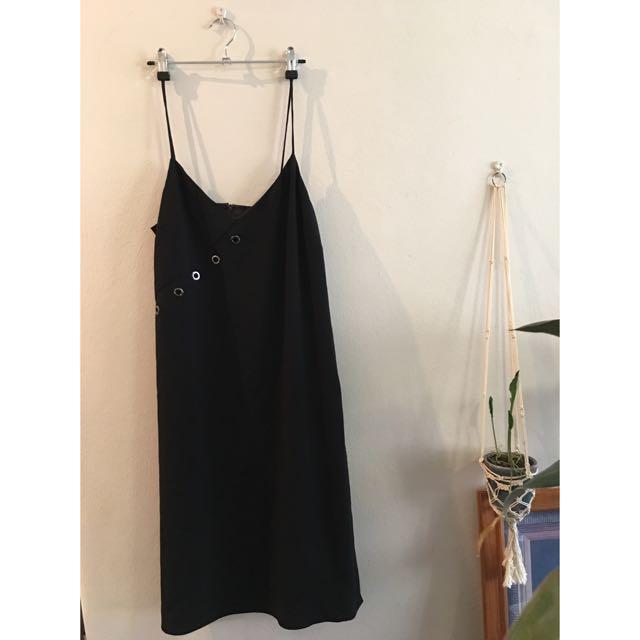 Cue Slip Dress