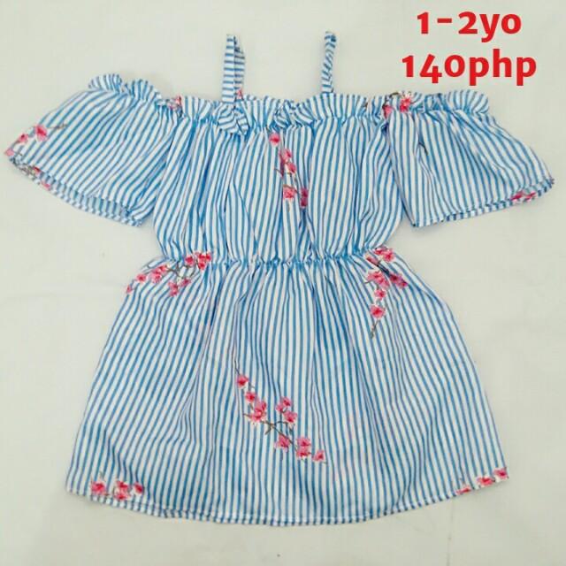Cutie off-shoulder dress/top
