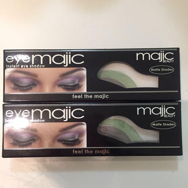 Eyemajic instant eye shadow