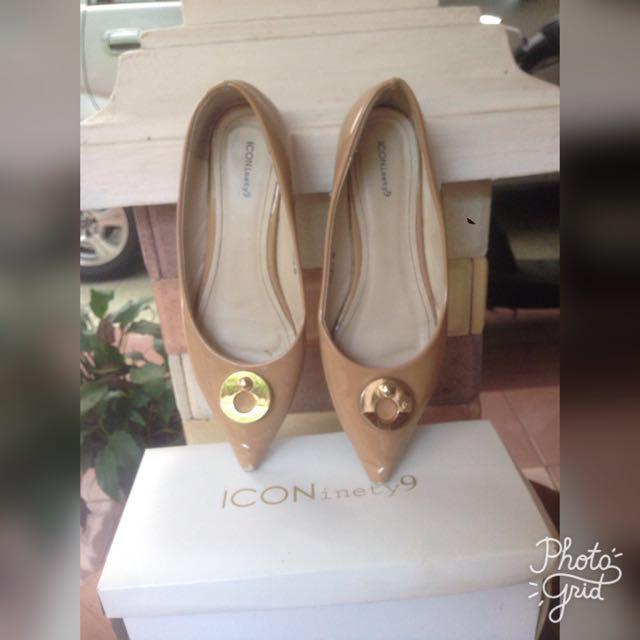 Flatshoes Iconinty9