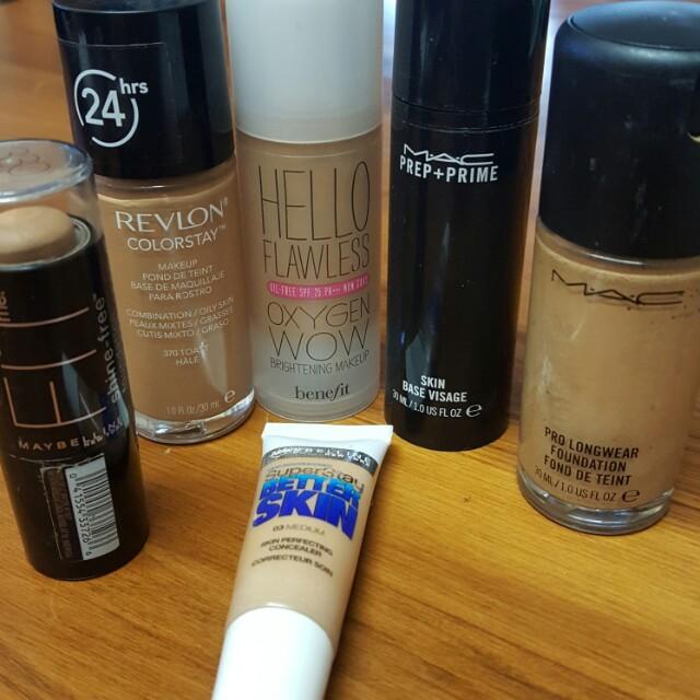 Foundation - makeup