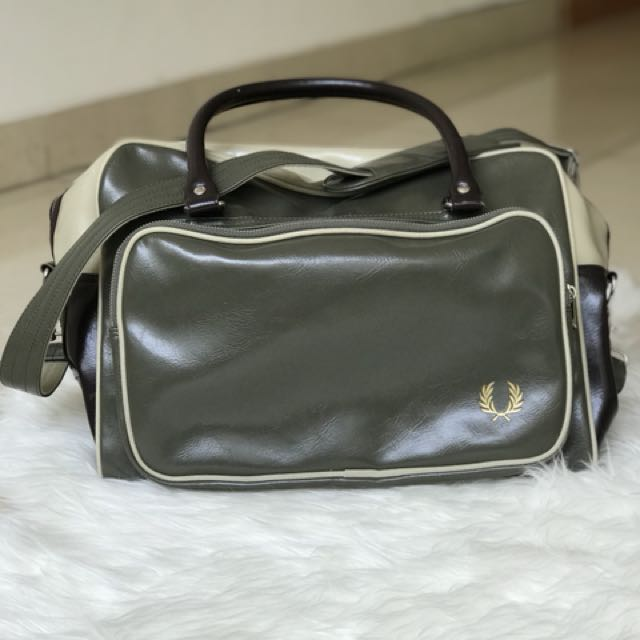 Fred Perry Gym Bag