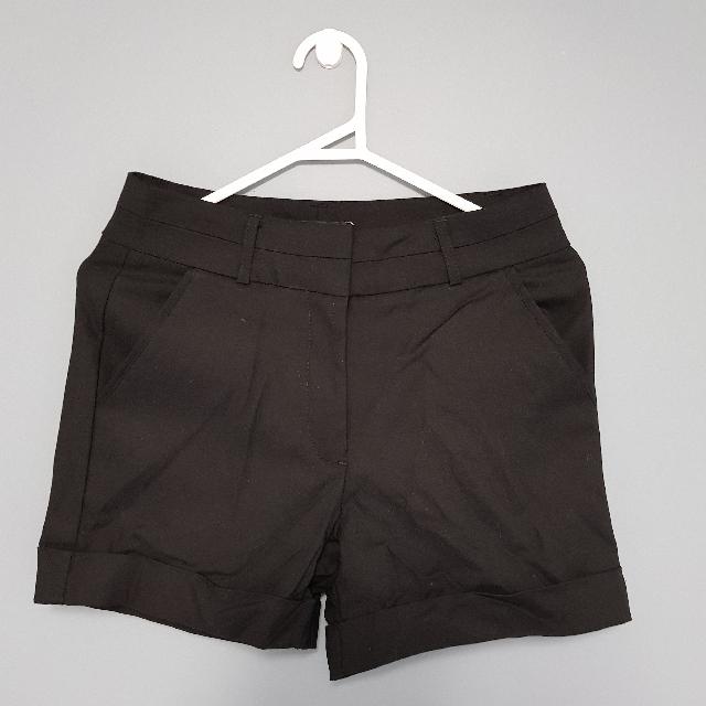 Glassons Black Shorts