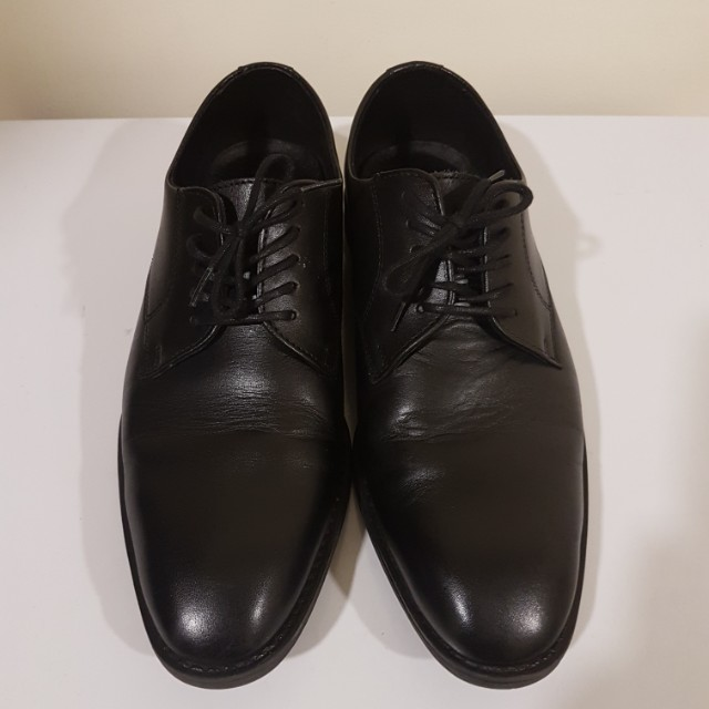 H & M formal shoes (black)