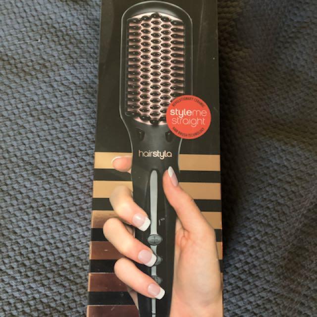 Hairstyla Straightening Brush