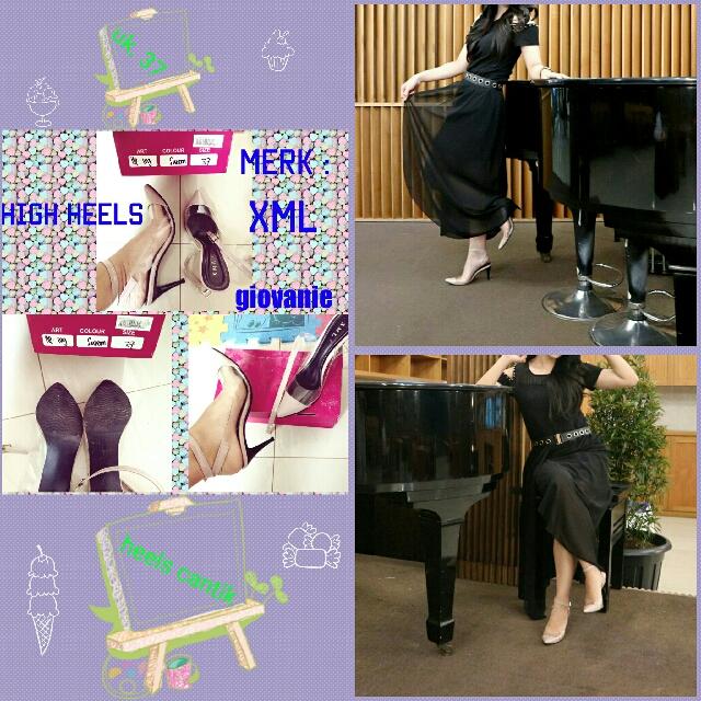 Heels Xml