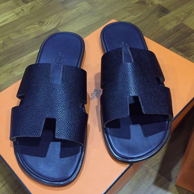 329f47b92b61 Hermes men h sandals size 44