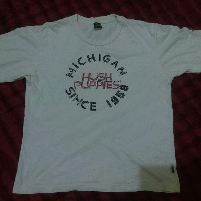 Hush Puppies Tee's