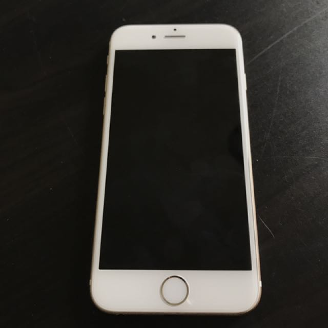 iPhone 6 16gb Champagne Gold perfect condition