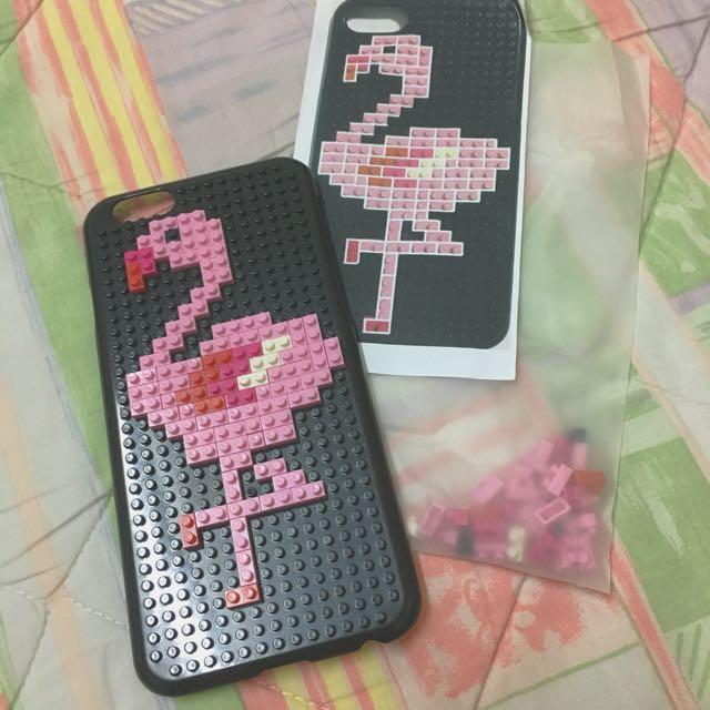 iPhone 6s紅鶴樂高手機殼