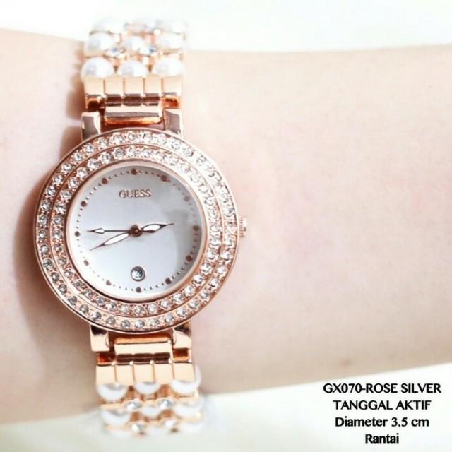 Jam tangan wanita gues