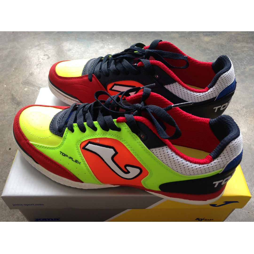 9975d9c70 Joma Top Flex Futsal Shoes, Men's Fashion, Footwear on Carousell