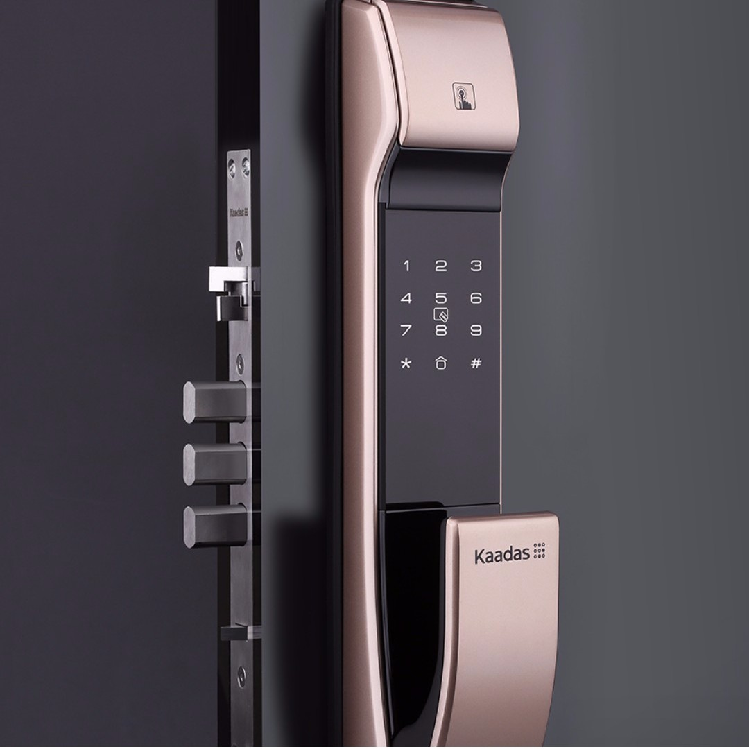 Kaadas K7 Digital Door Lock Furniture Others On Carousell