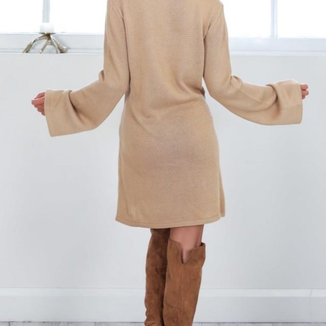 Showpo Knit Dress #100cash