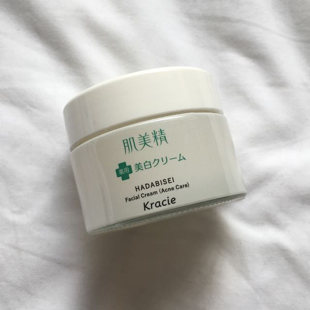 Kracie Hadabisei Facial Cream (Acne Care)