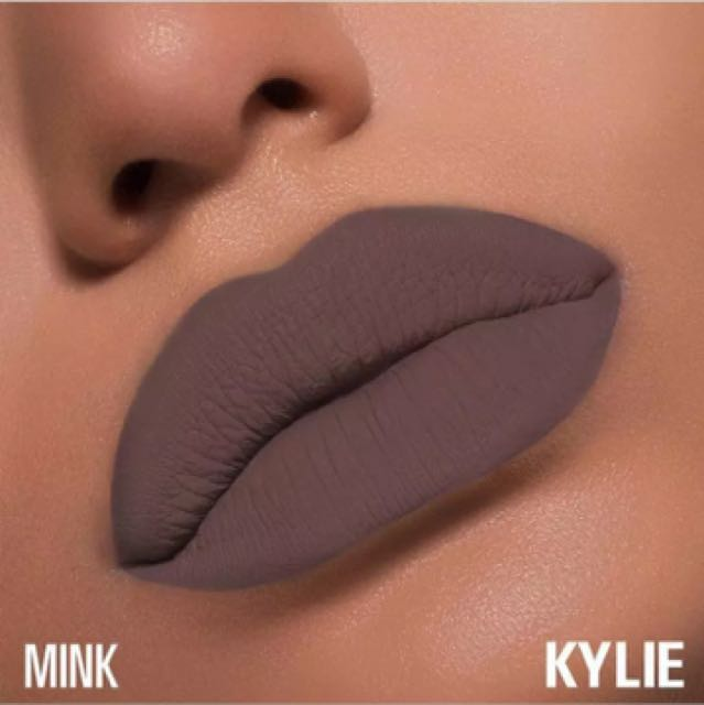 Kylie Cosmetics MINK lip kit