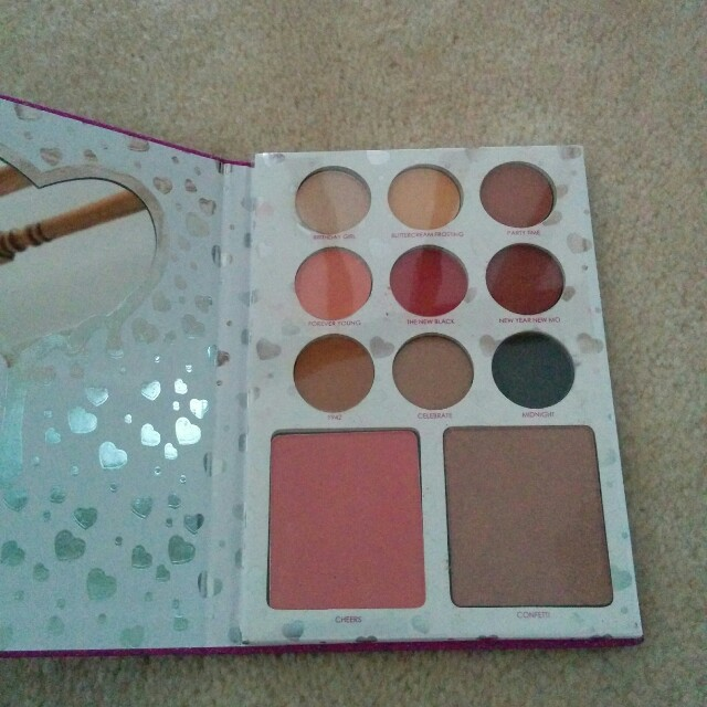 Kylie I Want It All Birthday Palette Replica