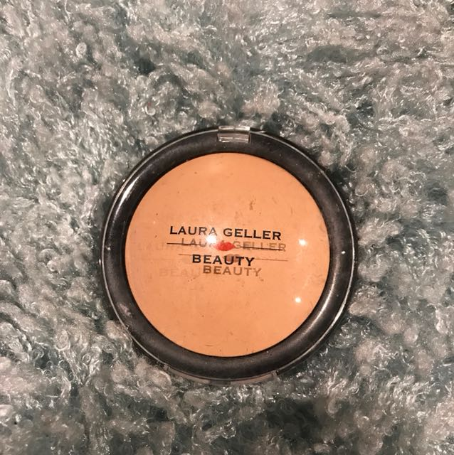 Laura geller setting powder