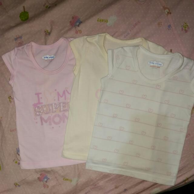 Little Wishes Dress Set of 3