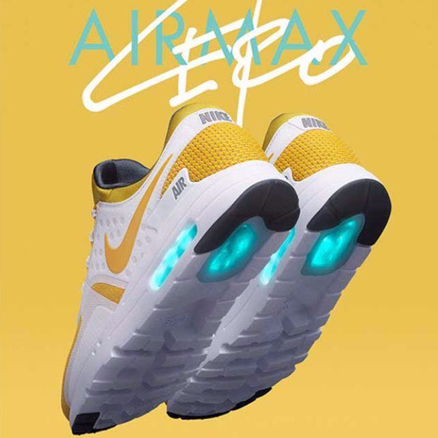 big sale 3c77a c2806 LOCAL SET nike air max zero yellow At RETAIL price, Sports on Carousell