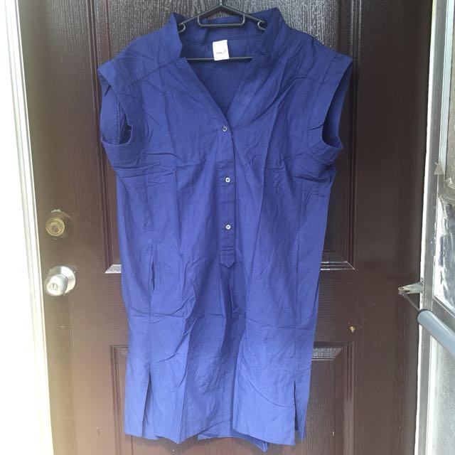 Long blouse or short dress