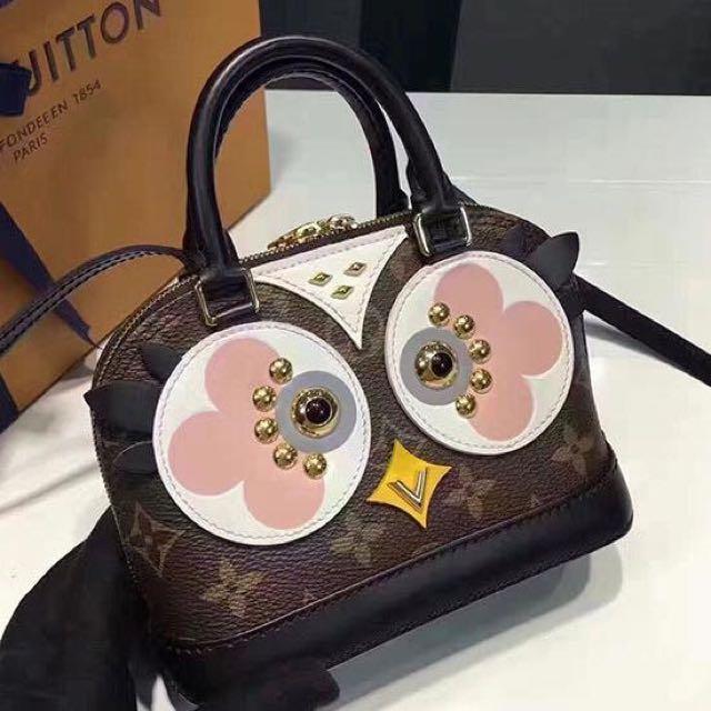 Louis Vuitton Alma Owl 29ed1c0effca4
