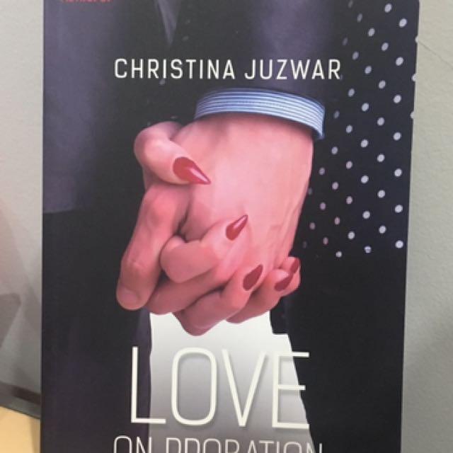 Love on Probation novel