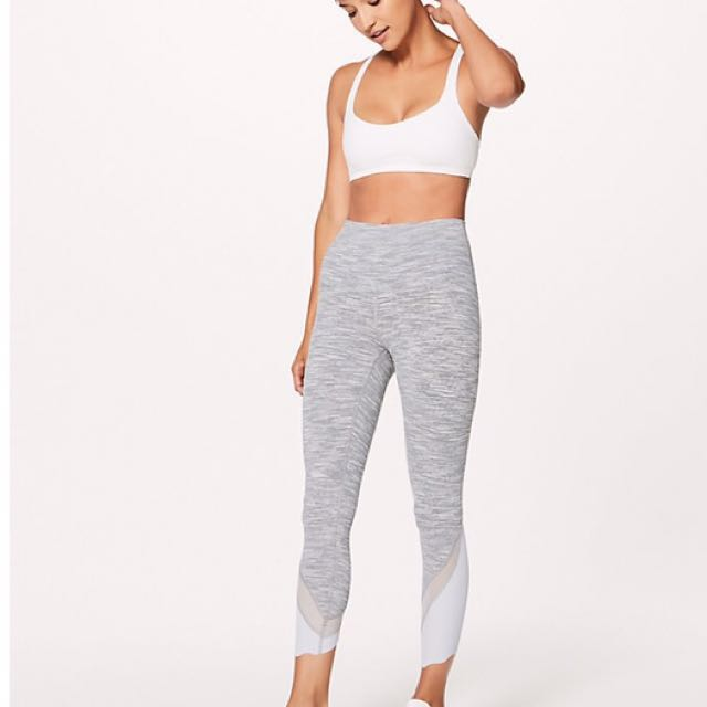 Lululemon Wonder Under Crop Pants