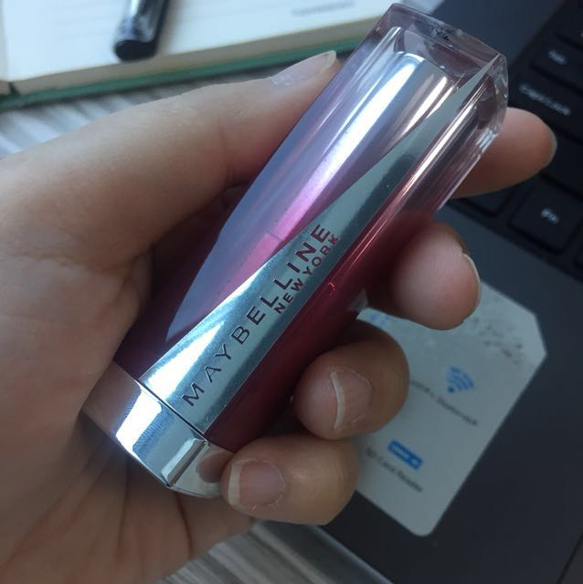 Maybelline color sensational bitten lip