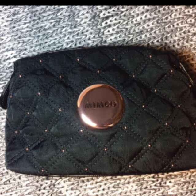 Mimco makeup bag