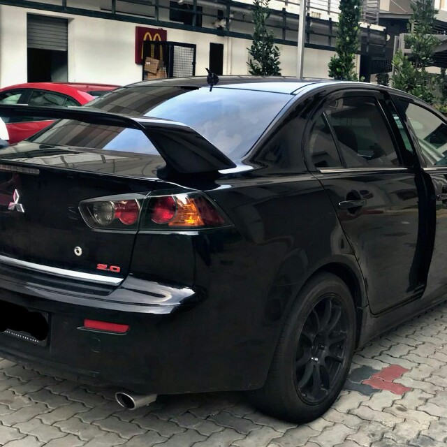 mitsubishi lancer ex 2 0 manual gt cars cars for sale on carousell rh sg carousell com mitsubishi lancer manual transmission rebuild mitsubishi lancer manual for sale