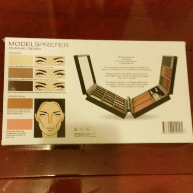 Models Prefer Runway Ready Makeup Kit