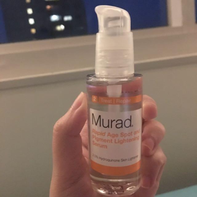 Murad Rapid Age Lightening Serum