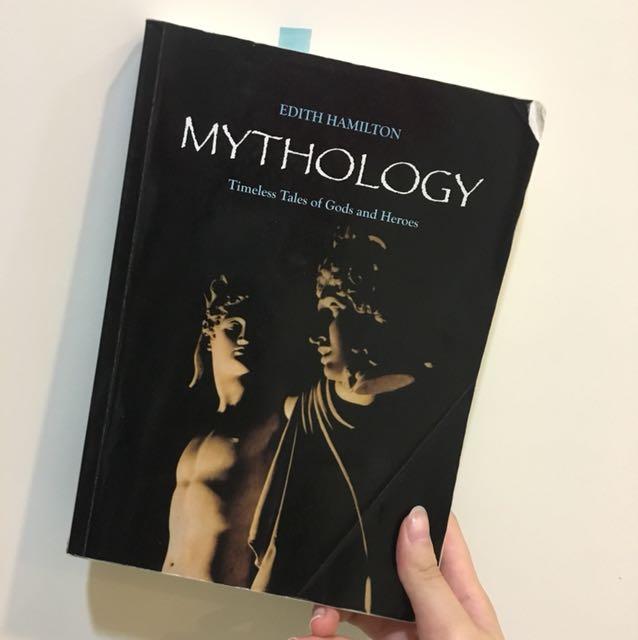 Mythology 西洋文學概論