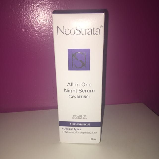 Neostrada All-in-one Night Serum