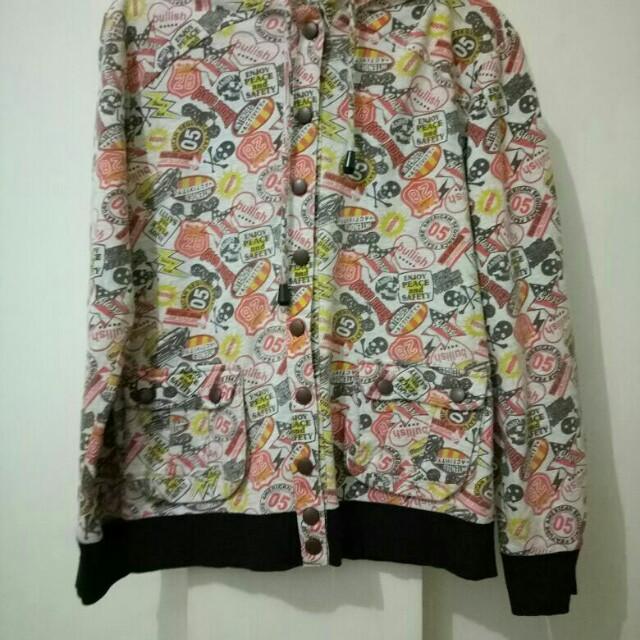 New jaket import