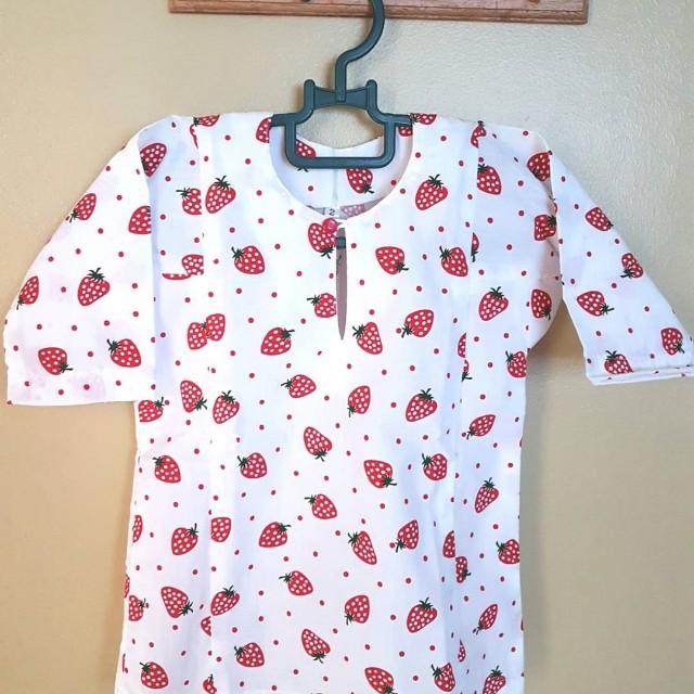 [NEW] [SALE] Baju Kurung Cotton Baby