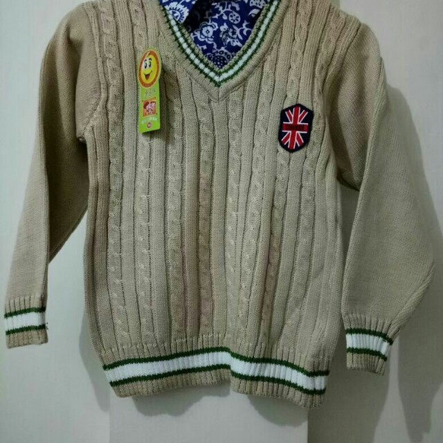 New sweater anak import