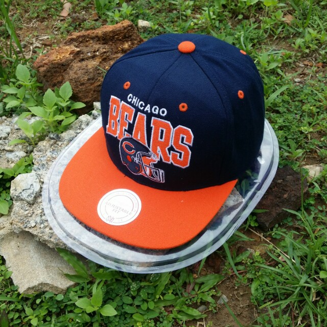 check out d1694 2ee32 NFL Chicago Bears Snapback By Mitchell & Ness